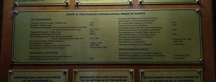 Rahmi M. Koç Müzesi İksv/B-A-C-H is one of Posti che sono piaciuti a WWWWW.