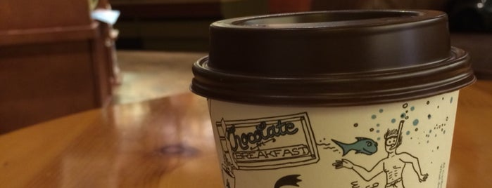 Caribou Coffee is one of Locais salvos de Jean.