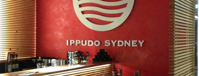 Ippudo 一風堂 is one of CBD, Sydney.