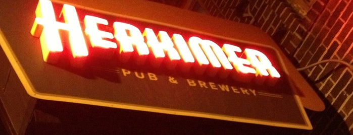The Herkimer Pub & Brewery is one of Minnesota: I Barely Know ya.