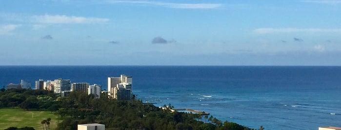 Aston Waikiki Banyan is one of hawaii_oahu.