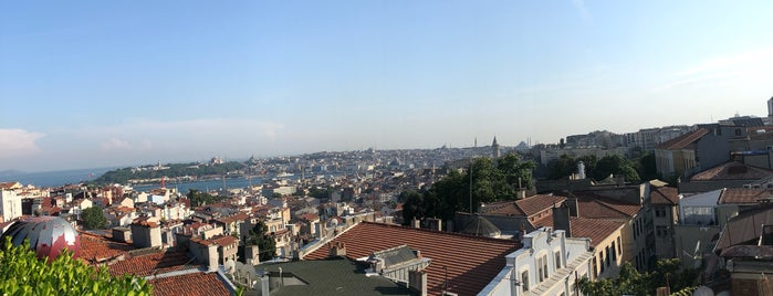Terrace 41 is one of İstanbul.