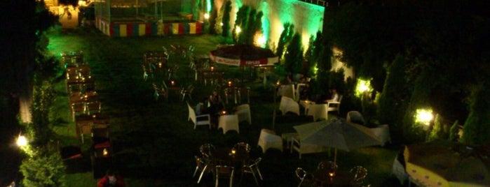 Saklı Bahçe is one of Tempat yang Disukai Tuba.