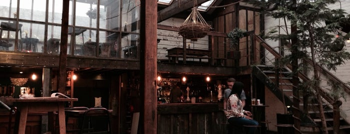 Kazimier Garden is one of Liverpool.
