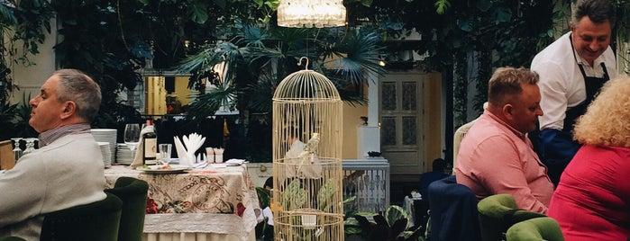Ресторація Бачевських is one of Lugares favoritos de Agatha.