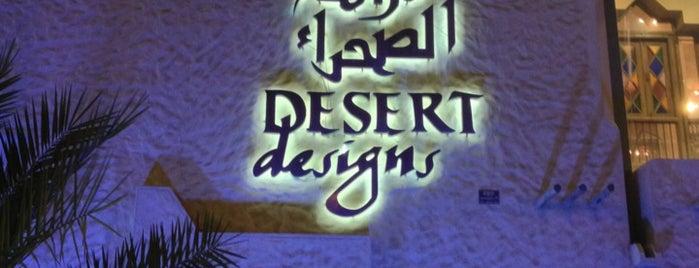 Desert Designs is one of Ghadaさんの保存済みスポット.