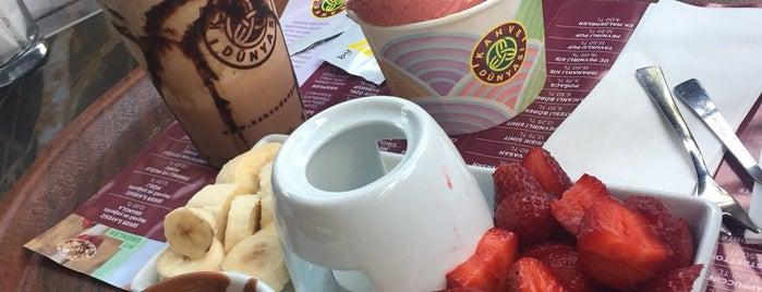Kahve Dünyası is one of Orte, die Orhan Veli gefallen.