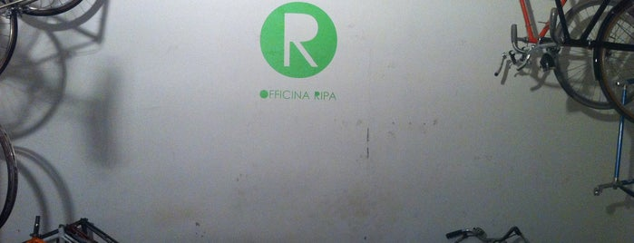 Officina Ripa is one of Costanza 님이 좋아한 장소.