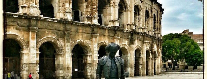 Nîmes is one of Cities I've been.