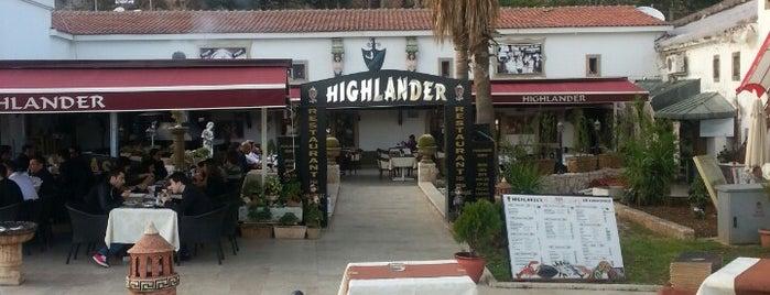 Highlander Yat Restaurant is one of Lugares favoritos de Neslihan.