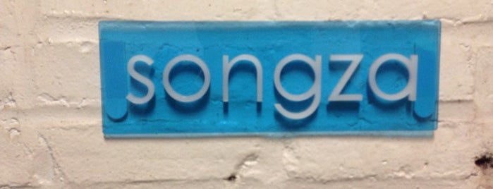 Songza is one of Silicon Alley, NYC (List #3).