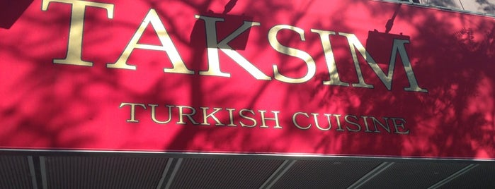 Taksim Restaurant is one of Middle Eastern.