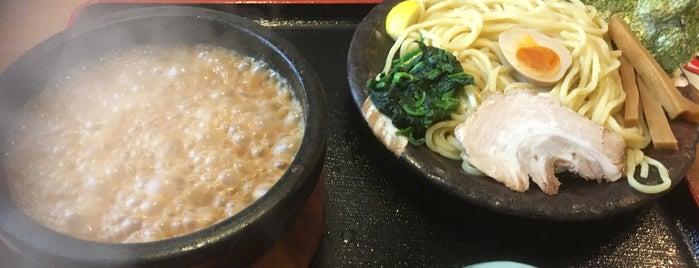 伊勢海老つけ麺 真心堂(しんしんどう) is one of 気になるリスト.