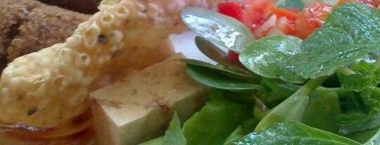 Bouquet Garni is one of CWB - No Meat Mondays.