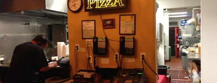Mazzarino's is one of Old Los Angeles Restaurants Part 1.