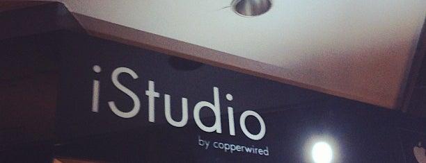 iStudio is one of Lieux sauvegardés par PenSieve.