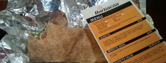 Barbacoa Mexican Grill is one of To Eat: Westwood, Los Angeles, CA.