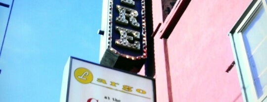Largo at the Coronet is one of Los Angeles.