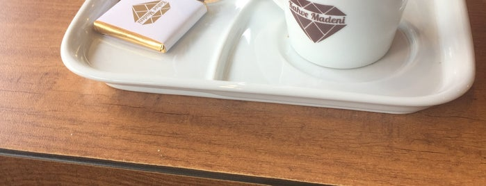 Kahve Madeni is one of Gencer 님이 좋아한 장소.