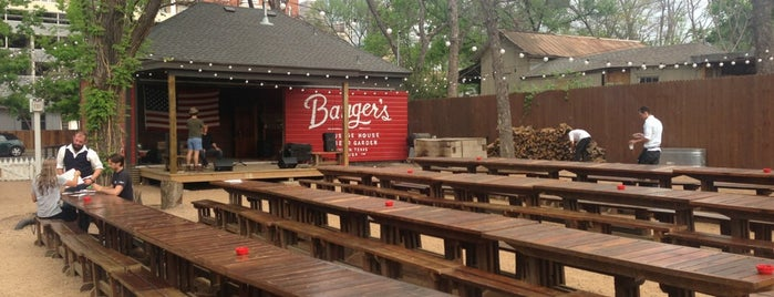 Banger's Sausage House & Beer Garden is one of Food in town ATX.