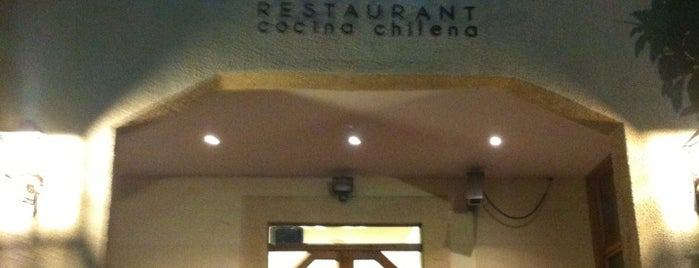 Del Beto Restaurant is one of Santiago/Chile.