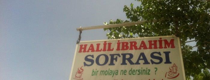 Halil İbrahim Sofrası is one of Mine'nin Kaydettiği Mekanlar.