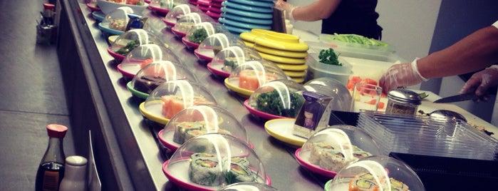 Kokeshi Sushi Bar is one of Candice 님이 좋아한 장소.