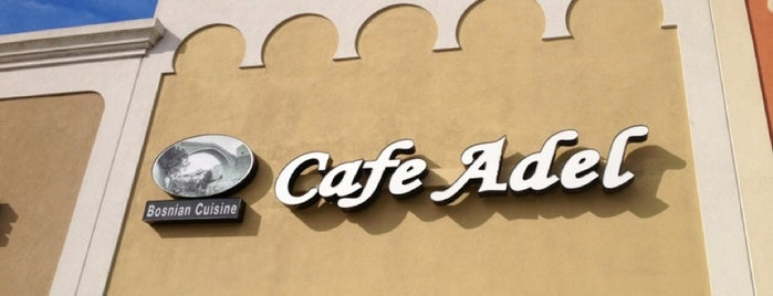Cafe Adel is one of Restaurants to try.