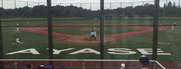 綾瀬スポーツ公園第1野球場 is one of 海老名・綾瀬・座間・厚木.