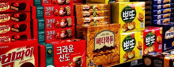 P.A.T. Central Market 한국식품 is one of Shopping.
