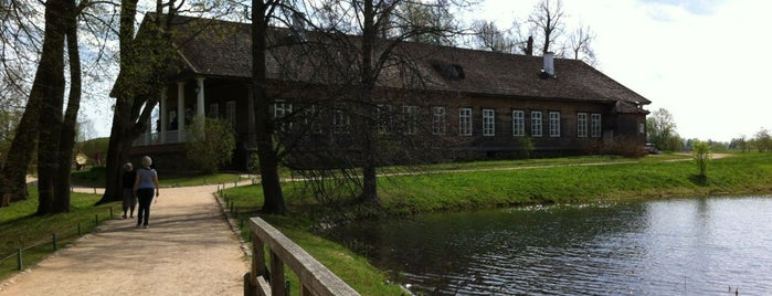 Музей-усадьба «Тригорское» is one of Tatiana 님이 좋아한 장소.