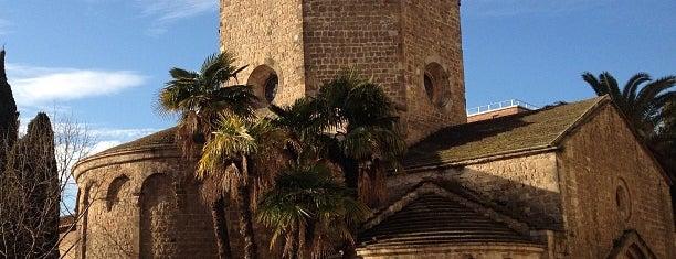 Església de Sant Pau del Camp is one of Euro Trip.