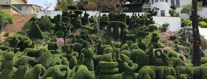 Harper's Topiary Garden is one of San Diego.