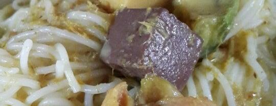 ขนมจีนเจ๊มุ้ย is one of Samui.