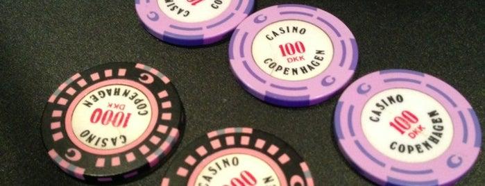 Casino Copenhagen is one of Gespeicherte Orte von Artiom.