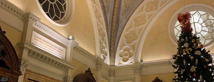 Officina Santa Maria Novella is one of Firenze.
