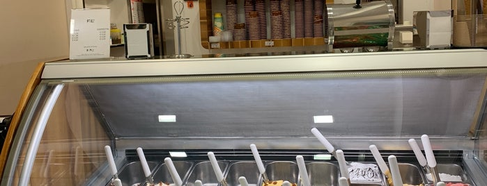 Il Gelato di Filo is one of Florence!.