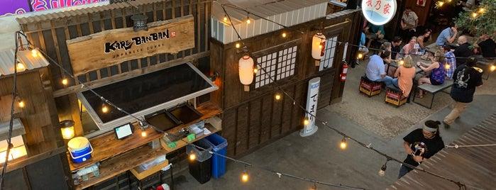 Domo Alley-Gato Tatsu-Ya is one of สถานที่ที่ Greg ถูกใจ.