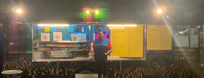 Bombay Dhaba is one of Austin.