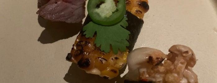 Neighborhood Sushi is one of Austin: Next 10 Restaurants.