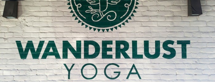 Wanderlust Yoga is one of SxSW 2013.