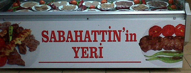 Sabahattin'in Yeri is one of Lugares favoritos de Yeşim.