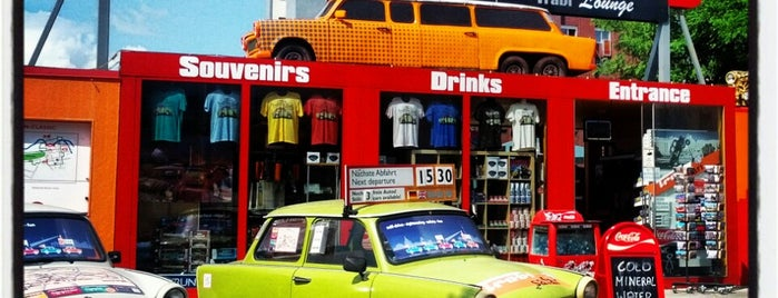 Trabi-Safari / Trabi-World is one of Tourist at Home.