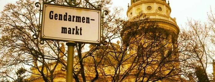 Gendarmenmarkt is one of Classic Sight Seeing.