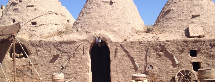 Harran Antik Kenti is one of Hot Spots@Edessa.