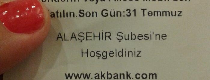 Akbank Alasehir is one of themaraton.