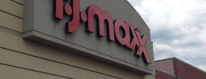 T.J. Maxx is one of Restaurants in Fayetteville.