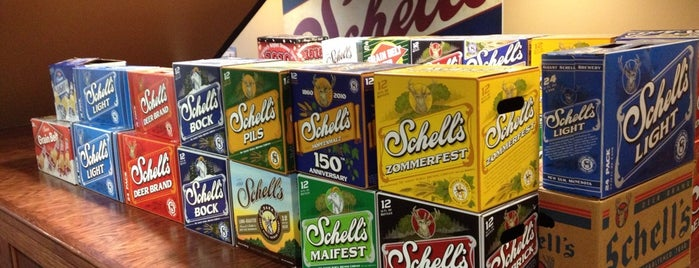August Schell Brewing Company is one of Locais curtidos por Elvira Canaveral PINCOMBO.COM.