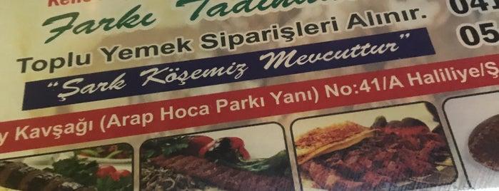 Hacıbaba Restaurant is one of Tempat yang Disukai Ahmet.