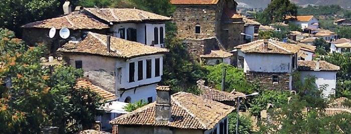 Şirince Doğa Pansiyon is one of Şirince My Home ....